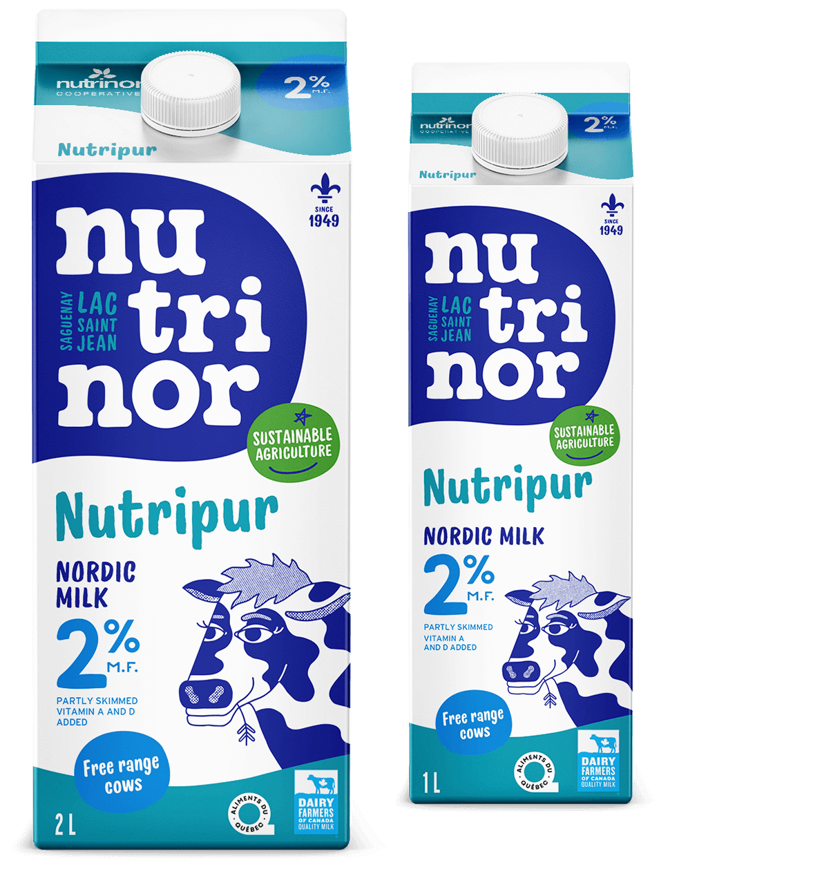 Nutripur milk products